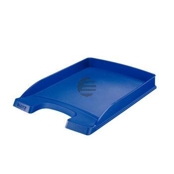Leitz Briefkorb Plus Serie A4 blau 255 x 360 x 37 mm