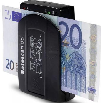 Safescan Banknotenprüfgerät 85 95 x 61 x 25 mm