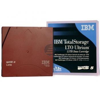 IBM DC Ultrium-5 1,5-3TB LTO5 mit Label