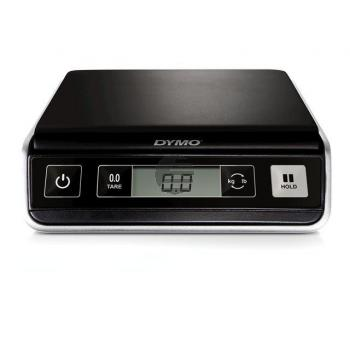 Dymo Briefwaage M2 bis 2 kg digital 3 AAA-Batterien
