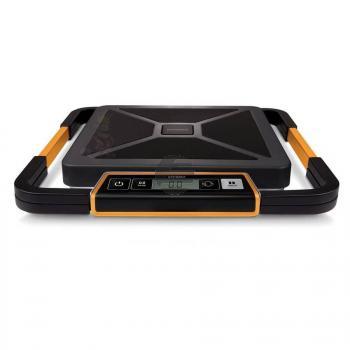 Dymo Versandwaage S180 bis 180 kg digital tragbar Netzteil / USB-Kabel / 3 x AAA