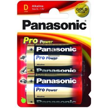 Panasonic Batterie LR-20 Inh.2
