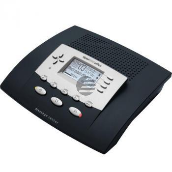 Tiptel Anrufbeantworter 540 SD mit auswechselbarer Speicherkarte