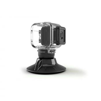 Polaroid Suction Mount Combo Saugnapfhalterung Waterproof Case