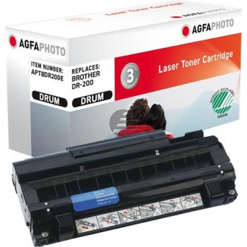 Agfaphoto Fotoleitertrommel schwarz (APTBDR200E)