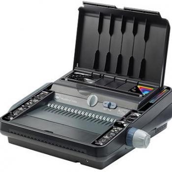 GBC Bindegerät Multibind 230E elektrisch Plastik/Draht