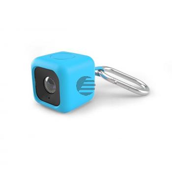 Polaroid Bumper Case blue stoßfestes Schutzgehäuse