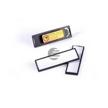 DURABLE Namensschild Clip-Card 67x17mm 813201 25 Stück