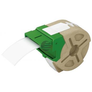 LEITZ Endlosettiket.Kassette Papier 70090001 25mmx22m weiss permanent