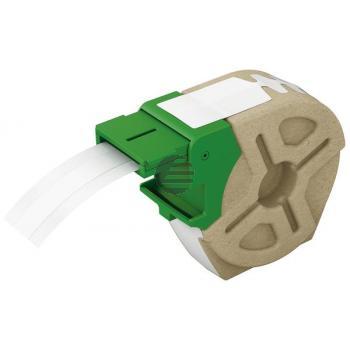 LEITZ Endlosettiket.Kassette PP 70150001 12mmx10m weiss permanent