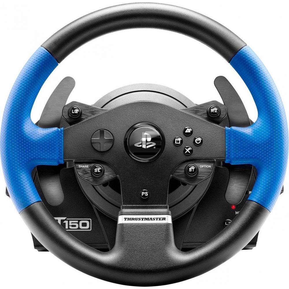 Thrustmaster T150 RS Rennlenkrad für PS3, PS4, PC  (4160628)