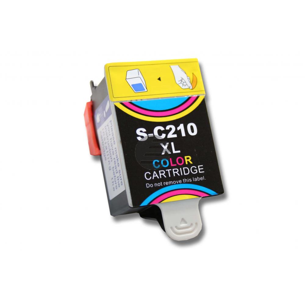 Samsung Tintenpatrone cyan/gelb/magenta (SV500A, C210)
