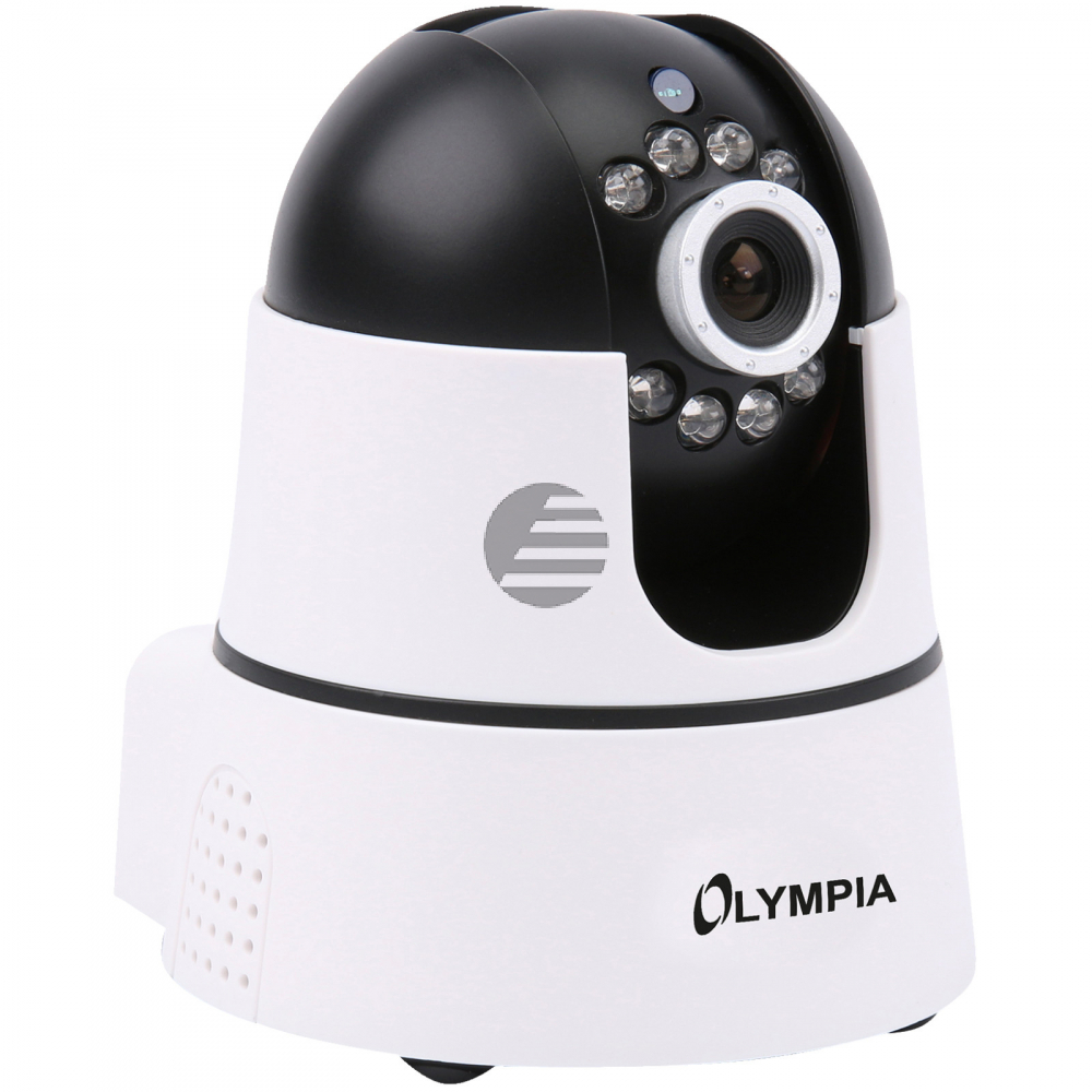OLYMPIA IP KAMERA IC600 6010 weiss-schwarz