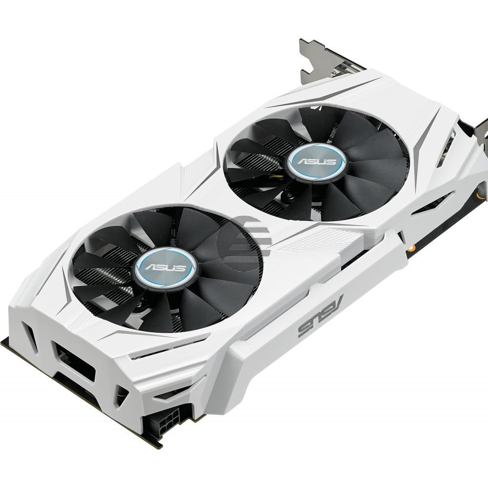 Asus Grafikkarte GTX 1060 6GB GDDR5 192 bit DVI-D HDMI DP (90YV09X4-M0NA00)