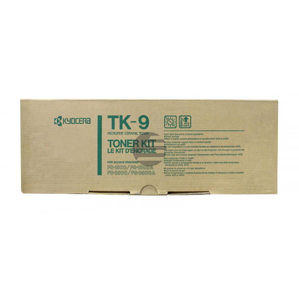 Kyocera Toner-Kit schwarz (37027009, TK-9)