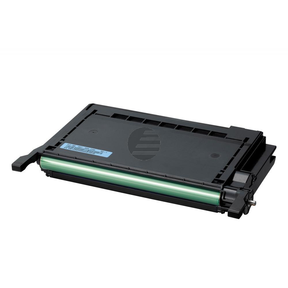 Samsung Toner-Kartusche cyan (CLP-C600A, C600)
