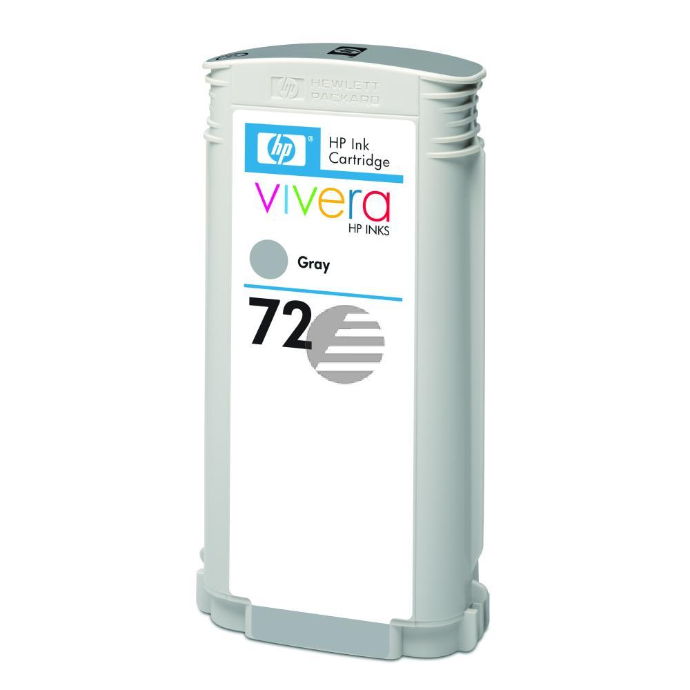 HP Tintenpatrone grau HC (C9374A, 72)