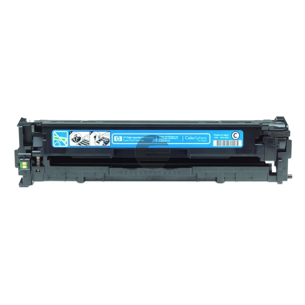 HP Toner-Kartusche cyan (CB541A, 125A)