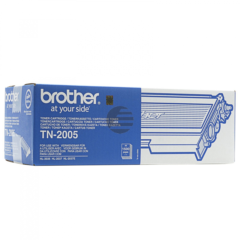 Brother Toner-Kit schwarz (TN-2005)