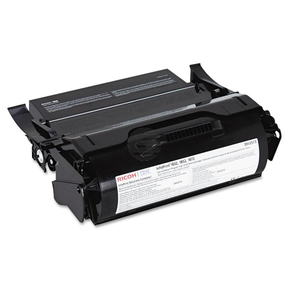 IBM Toner-Kartusche Prebate schwarz HC (39V2513)