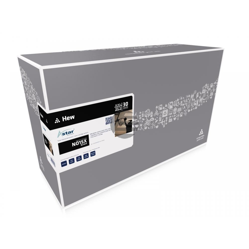 Astar Toner-Kartusche schwarz HC plus + (AS10751)