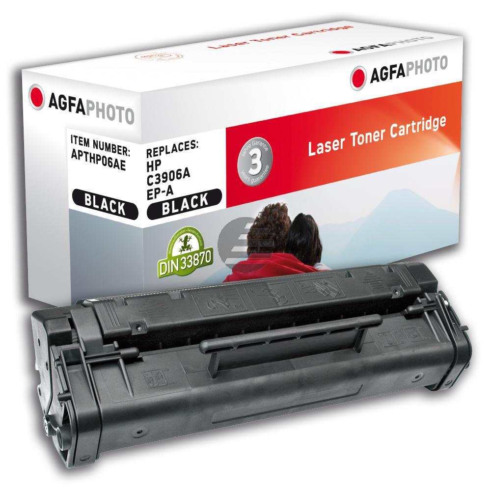 Agfaphoto Toner-Kartusche schwarz (APTHP06AE)