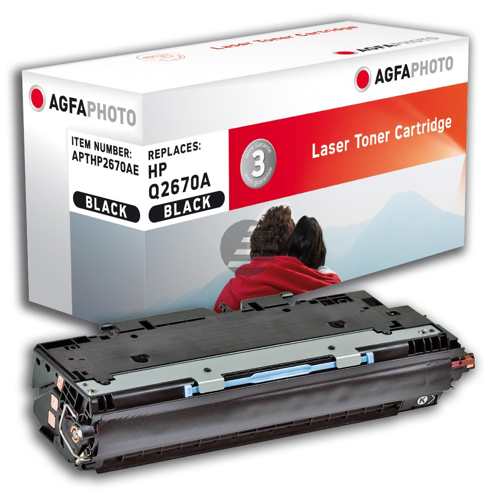 Agfaphoto Toner-Kartusche schwarz (APTHP2670AE)