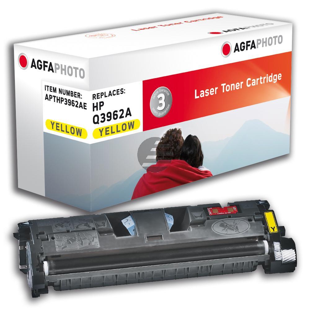 Agfaphoto Toner-Kartusche gelb HC (APTHP3962AE)