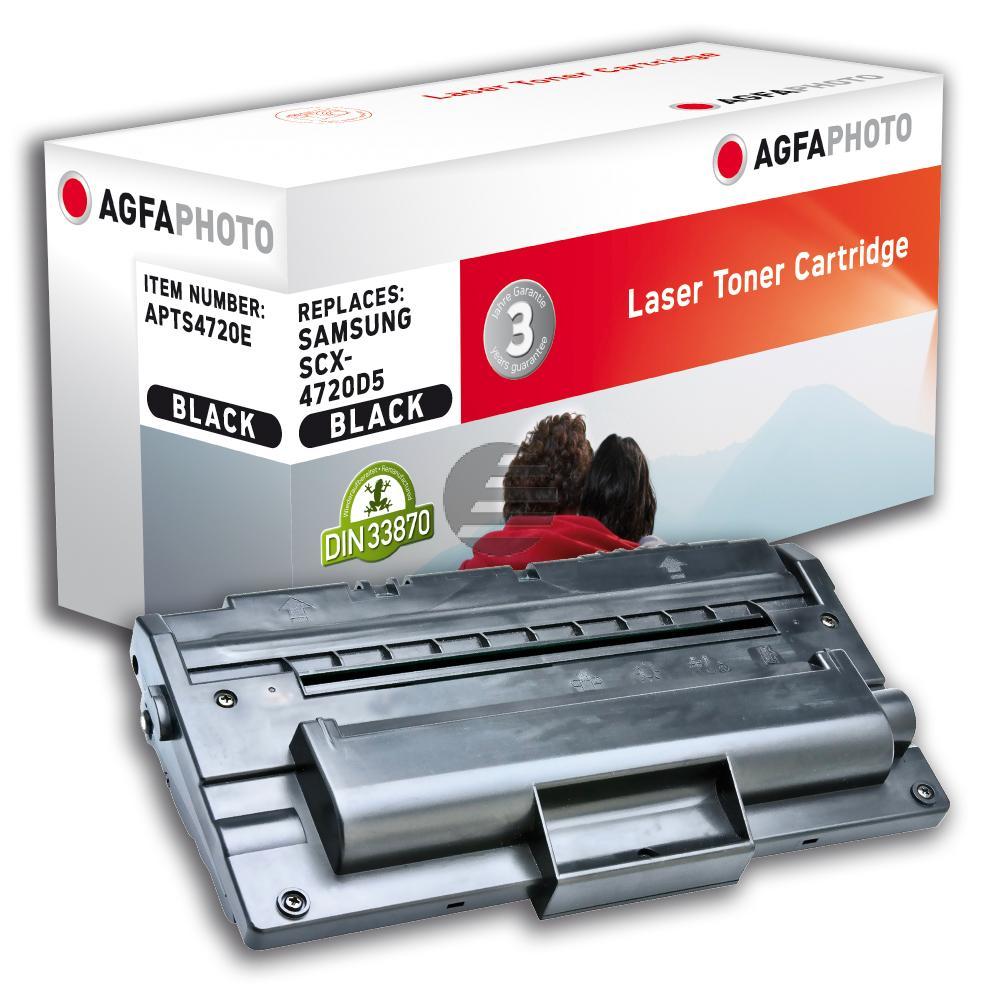Agfaphoto Toner-Kartusche schwarz HC (APTS4720E)