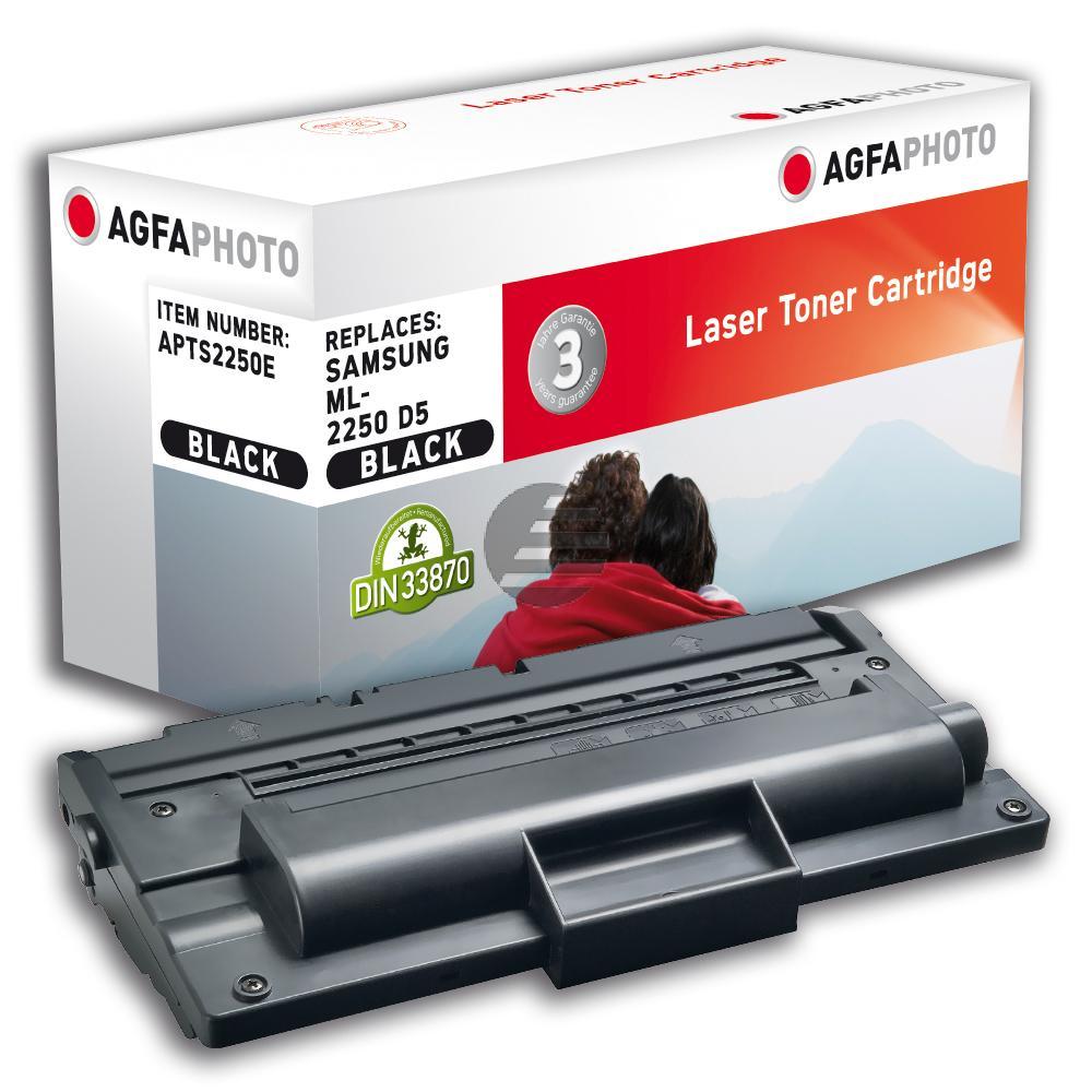 Agfaphoto Toner-Kartusche schwarz (APTS2250E)