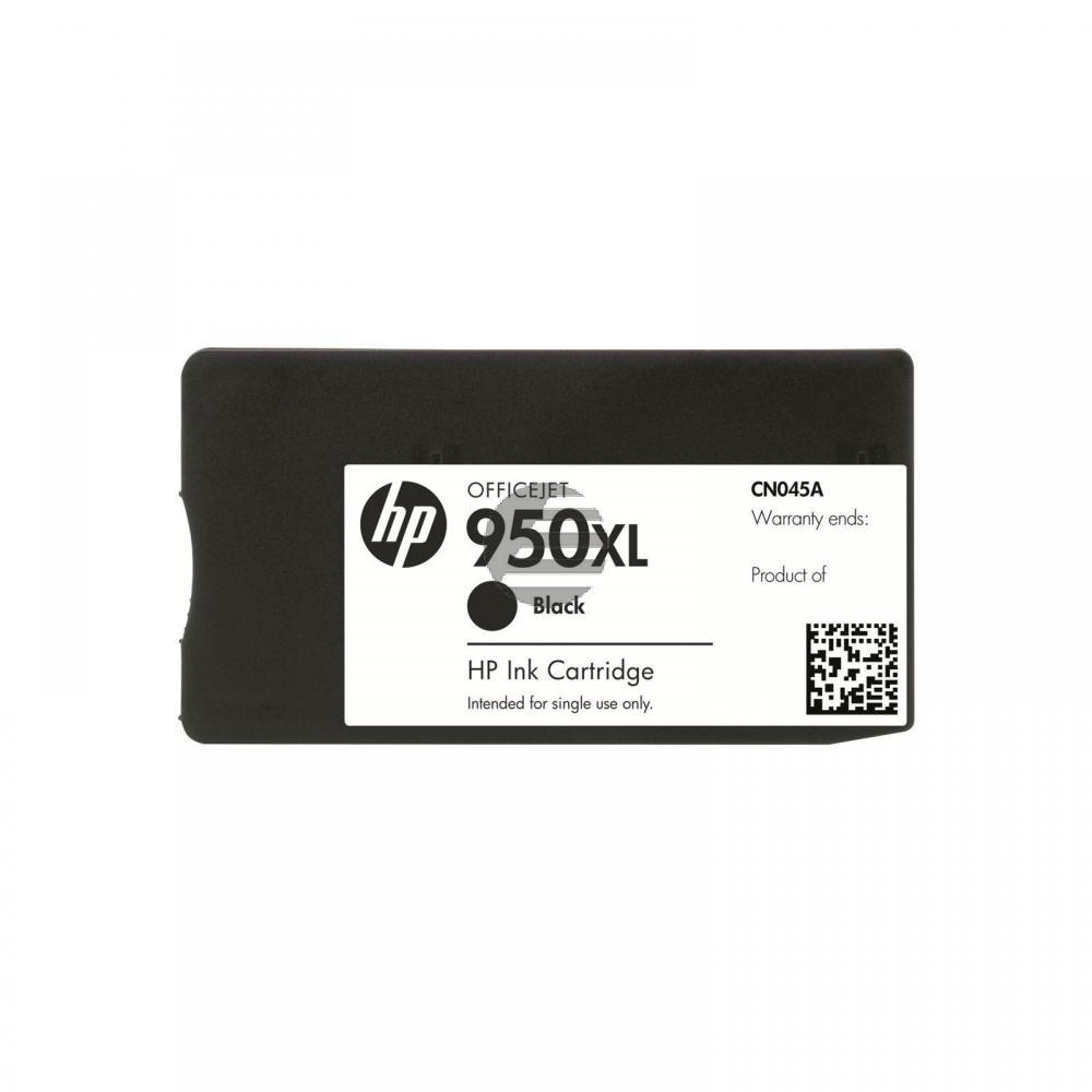 HP Tintenpatrone schwarz HC (CN045AE, 950XL)