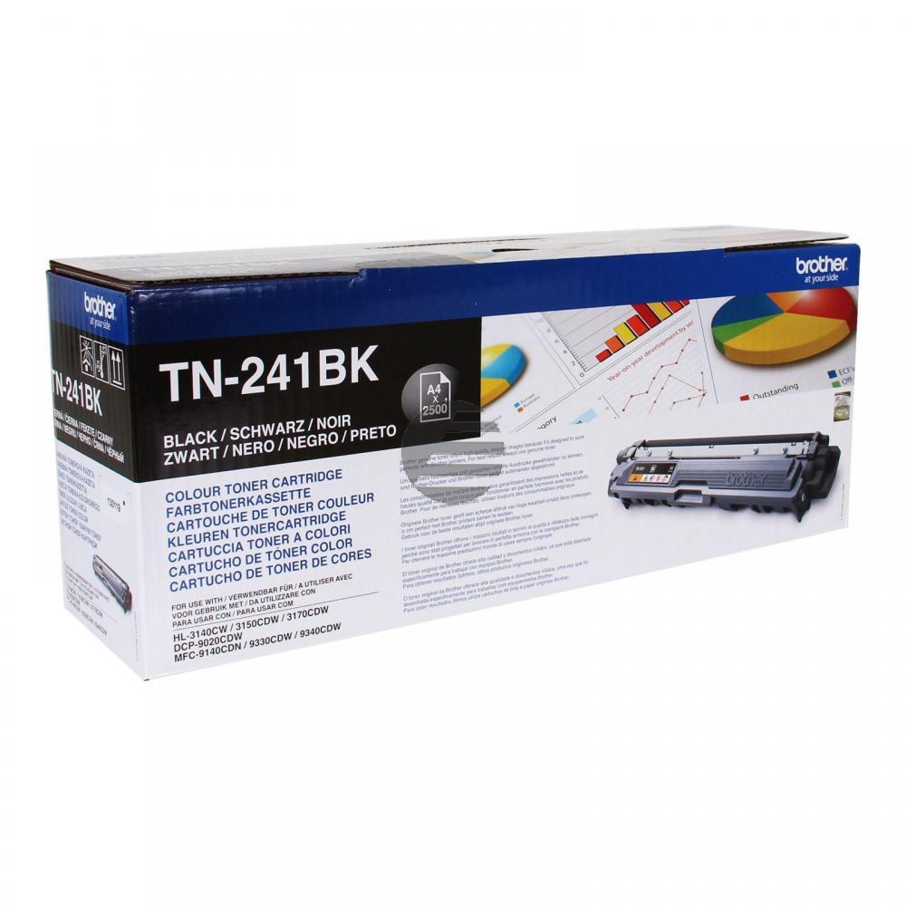 Brother Toner-Kit schwarz (TN-241BK)