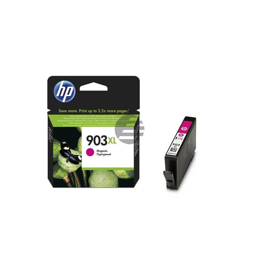 HP Tintenpatrone magenta HC (T6M07AE#BGX, 903XL)
