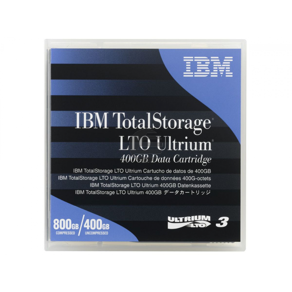 24R1922 IBM DC ULTRIUM3 LTO3 ohne Label 400-800GB