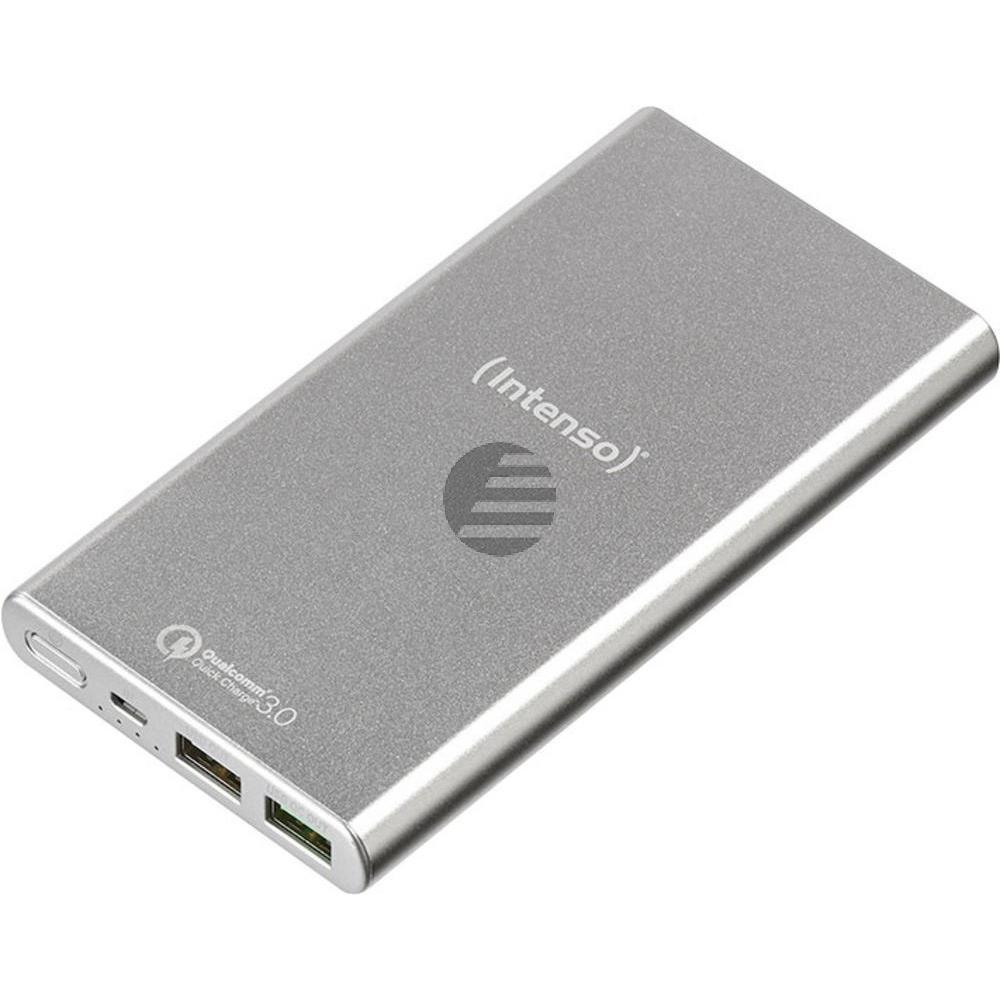INTENSO POWERBANK Q10000 QUICK CHARGE 7334531 10.000mAh silber