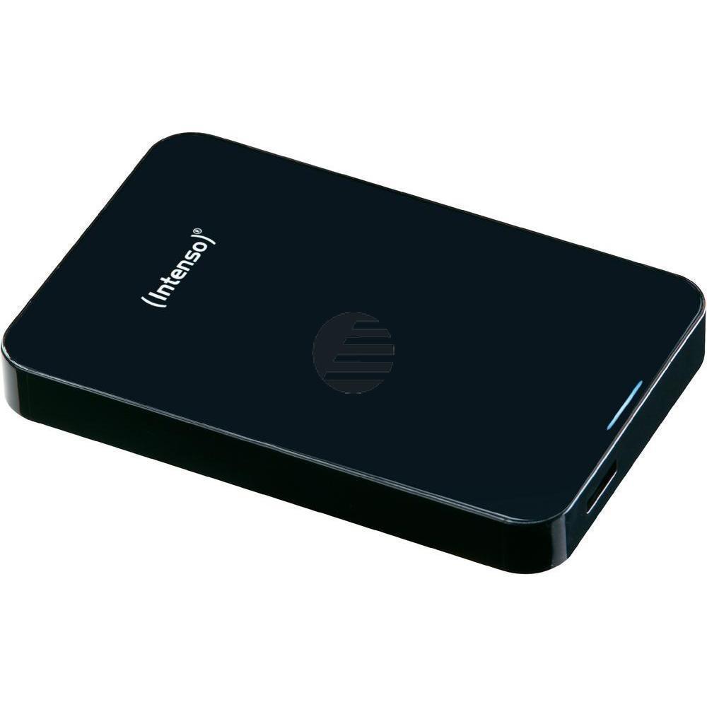 INTENSO 2.5 HDD FESTPLATTE EXTERN 1TB 6023560 USB 3.0 tragbar schwarz