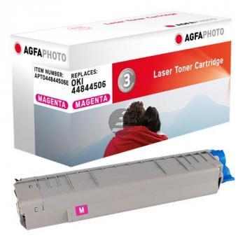 APTO44844506E AP OKI C831 TONER MAG 44844506 10.000Seiten ersetzt 44844506