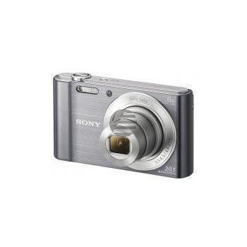 Sony DSC-W810S, Digitalkamera 20,1 MP, silber