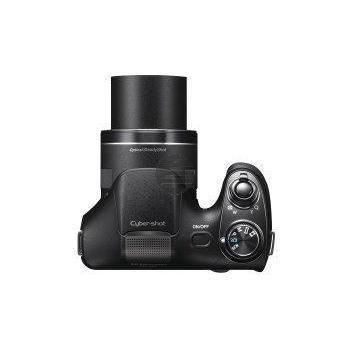 Sony DSC-H300 Digitalkamera 20,1 MP, schwarz