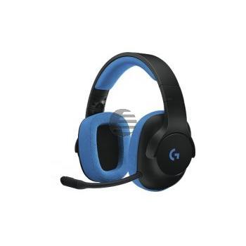 Logitech G233 kabelgebundenes Gaming Headset, blau