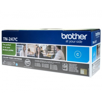 Brother Toner-Kartusche cyan HC (TN-247C)