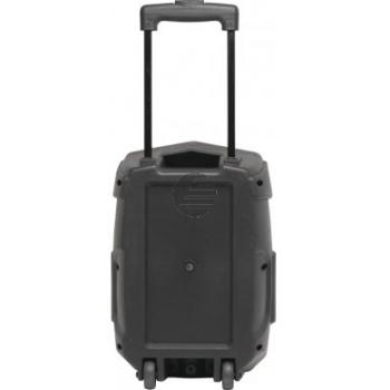 Denver TSP-110 8'' Bluetooth Trolley Lautsprecher mit Mikrofon