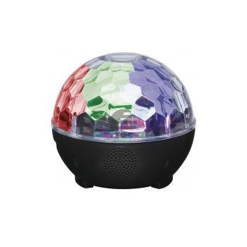 Denver BTL-65 Bluetooth Lautsprecher mit Discolicht