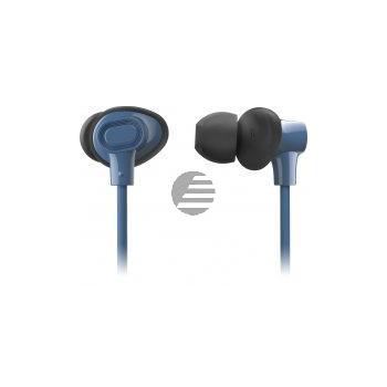 Panasonic RP-NJ310BE-A Bluetooth In-Ear Kopfhörer, blau