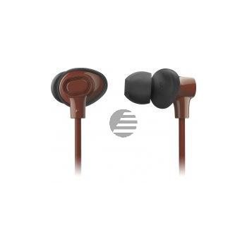 Panasonic RP-NJ310BE-R Bluetooth In-Ear Kopfhörer, rot