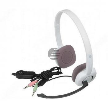 Logitech Stereo Headset H150 white (981-000350)