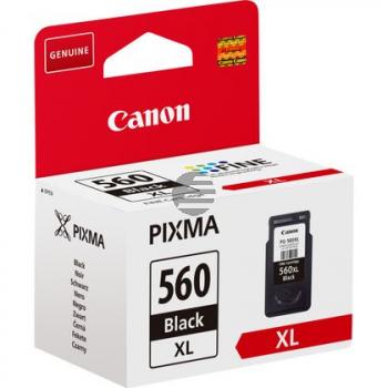 Canon Tintenpatrone schwarz HC (3712C001, PG-560XL)