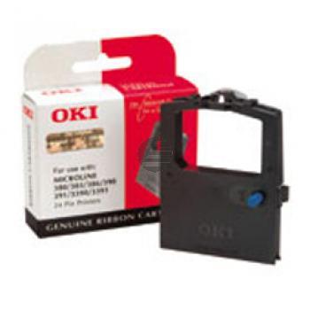 OKI Farbband Nylon Reink schwarz (09002309)