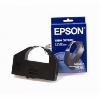 Epson Farbband Nylon schwarz/blau/rot/gelb (C13S015067)