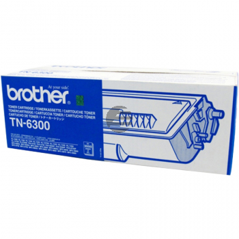 Brother Toner-Kartusche schwarz (TN-6300)